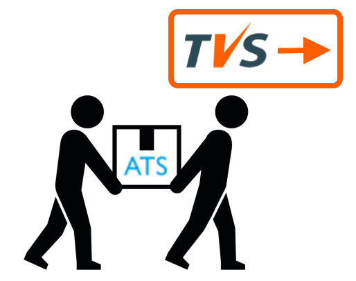 ATS is moving to TVS